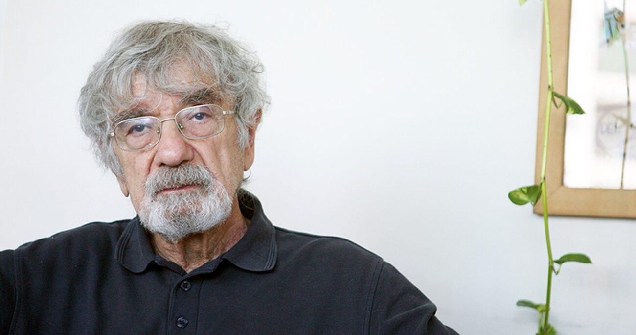 El intelectual chileno falleció a los 92 años. U. DE CHILE/ARCHIVO