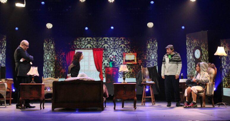 El nuevo programa de TVN que lleva el teatro a la pantalla chica