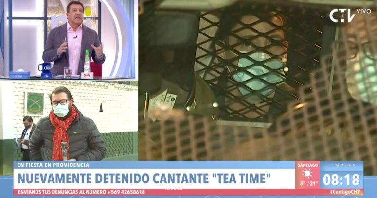 """""""No lo metas en el mismo saco"""": Julio César Rodríguez volvió a defender a Pablo Chill-E al ser comparado con Tea Time"""