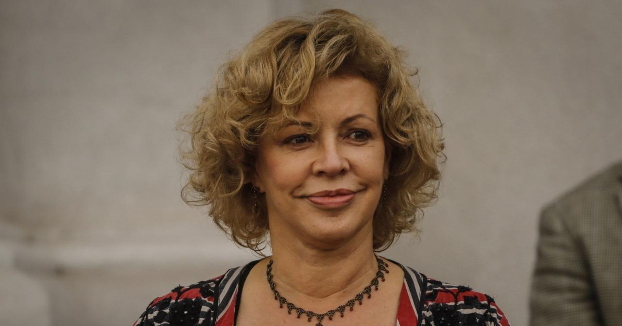 Catalina Parot, candidata a gobernadora por la Región Metropolitana. AGENCIA UNO/ARCHIVO