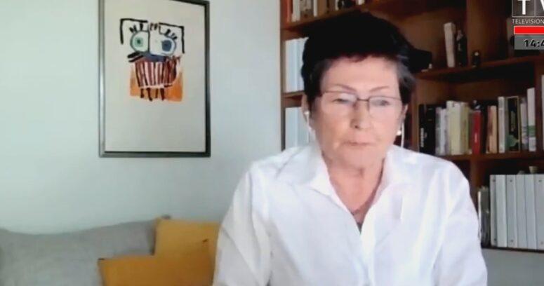 """Alejandra Cox rectifica sus declaraciones: """"Jamás quise ofender a los trabajadores"""""""