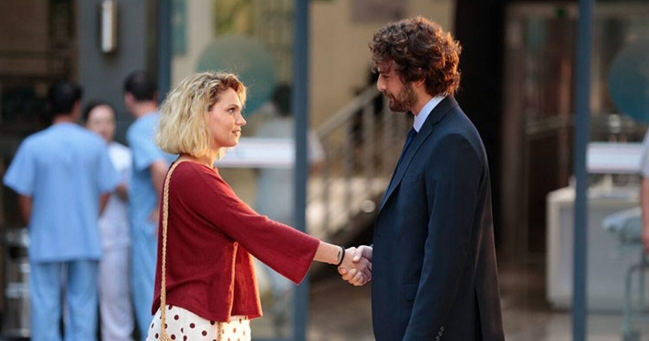 Birkan Sokullu y Farah Zeynep son los actores que protagonizan esta historia. TVN
