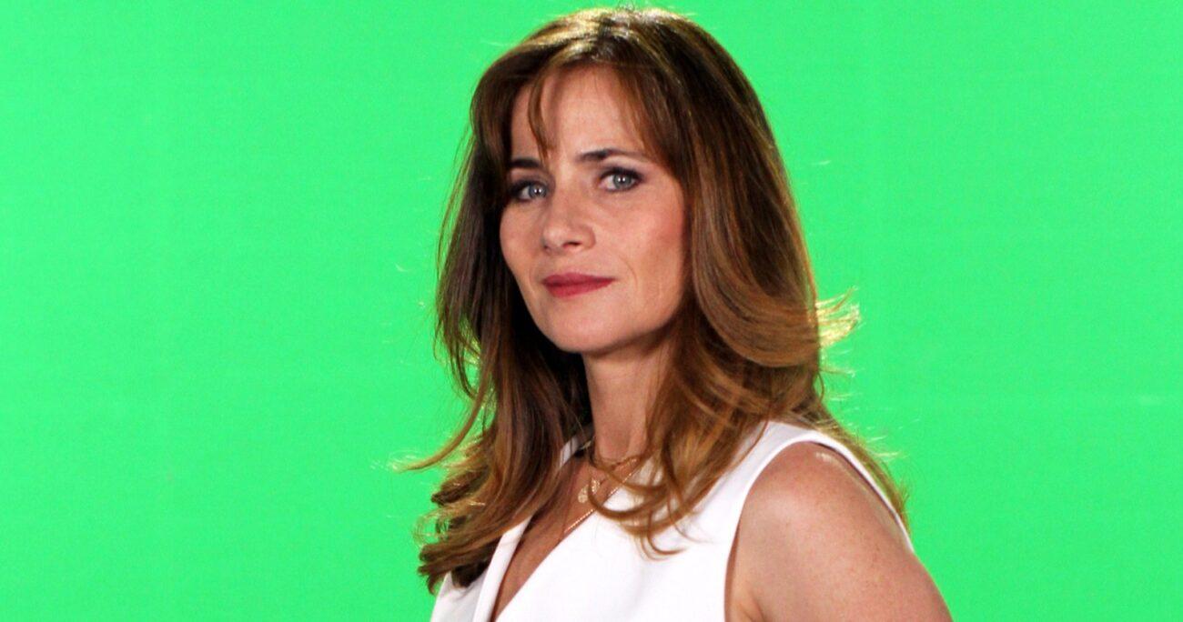 Durante los 90, Amaya Forch participó en varias producciones del canal privado como Marparaíso, Playa Salvaje y Sabor a Ti. CANAL 13