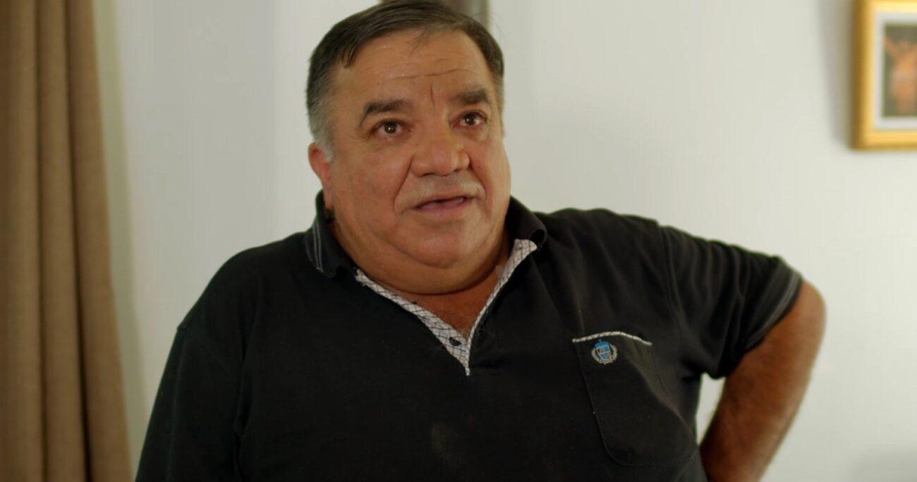 Abelino nació de una relación que tuvo Guerrero fuera de su matrimonio. CANAL 13