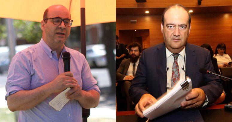 """""""Vínculo de Atria con empresa sueca reflota acusación que hizo a rival constituyente"""""""