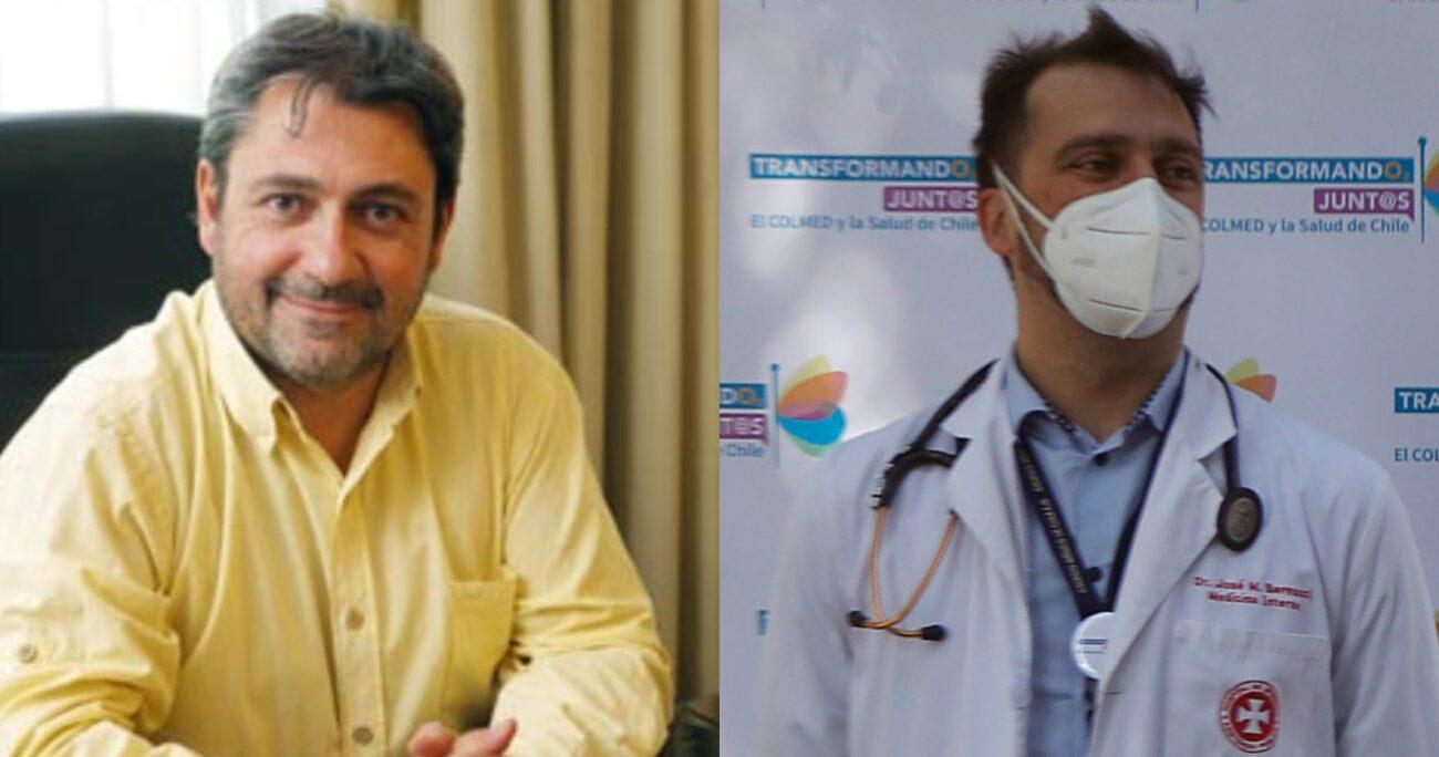 Durante 2020, Alfredo Joignant se enfrentó al ex ministro Jaime Mañalich por el mismo tema. AGENCIA UNO/ARCHIVO