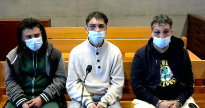 """""""Tribunal decretó arresto domiciliario total para Pablo Chill-E tras detención en La Dehesa"""""""