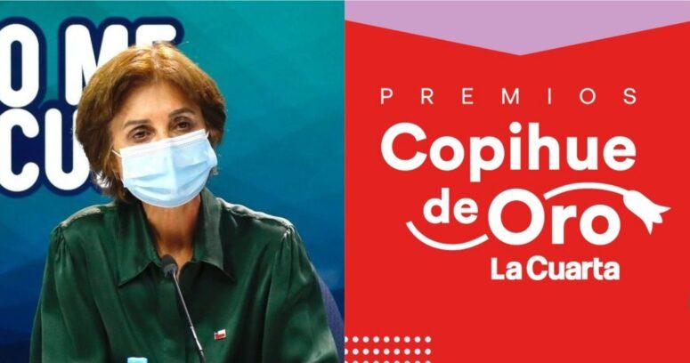 Con Paula Daza incluida: todos los nominados a los Copihue de Oro 2021