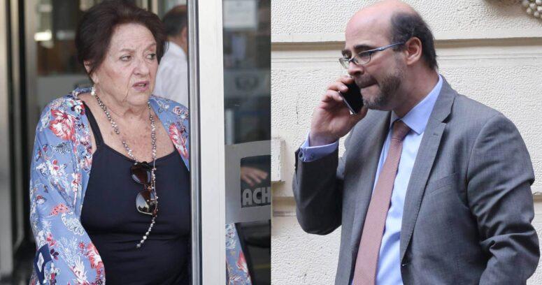 "María Luisa Cordero dispara contra Fernando Atria: ""Es un deconstructivista horroroso, oscuro"""