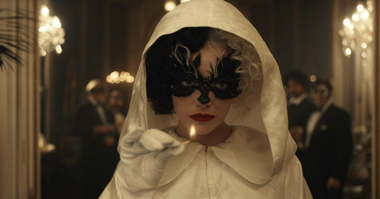 Emma Thompson también forma parte de la película. DISNEY