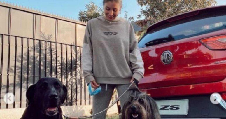 Daniela Castro lamenta la muerte de una segunda mascota y dice queseguirá adoptando perros
