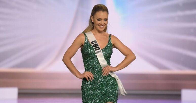 Daniela Nicolás explicó por qué usó un entero en el desfile de trajes de baño del Miss Universo