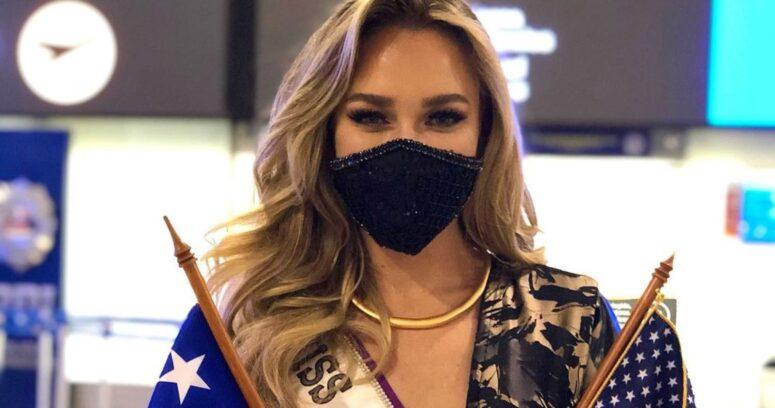"""""""Daniela Nicolás viajó a Estados Unidos para representar a Chile en el Miss Universo 2021"""""""