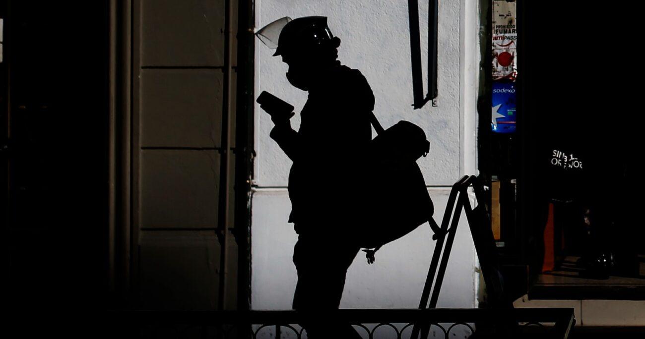 En la Región Metropolitana, la desocupación llegó al 12%. AGENCIA UNO/ARCHIVO