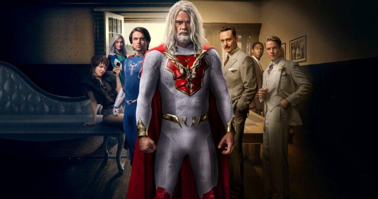 El Legado de Júpiter: los superhéroes aterrizan en Netflix con nueva serie