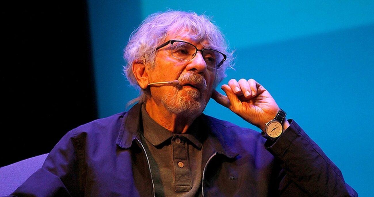 El mundo académico se unión para expresar su pesar por el fallecimiento del intelectual. U. DE CHILE/ARCHIVO