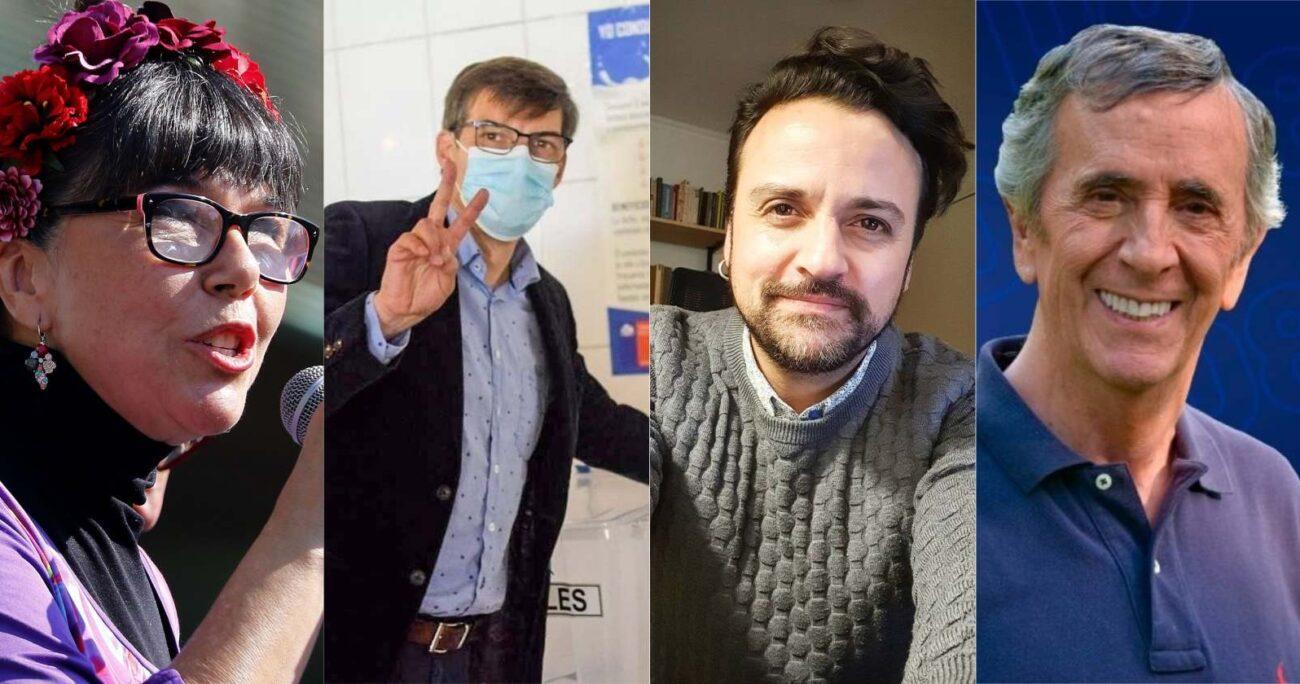 Malucha Pinto, Daniel Stingo, Ignacio Achurra y Bernardo de la Maza se anotaron los mejores resultados. AGENCIA UNO-ARCHIVO/INSTAGRAM/TWITTER