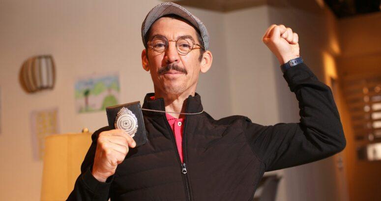 """""""Felipe Ríos se inspiró en Ned Flanders para su personaje en La Torre de Mabel"""""""
