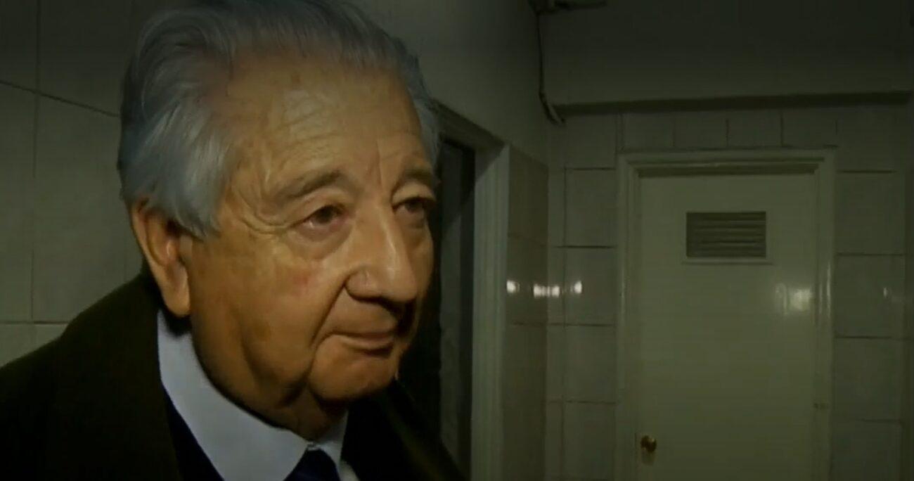 El abogado fue condenado por asociación ilícita en el caso Berríos. CAPTURA DE PANTALLA/TVN