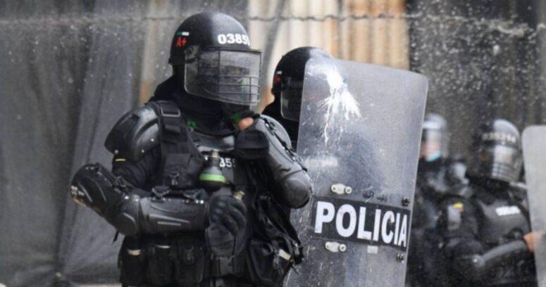 """""""Fiscalía de Colombia imputará a policías por tres homicidios durante las protestas"""""""