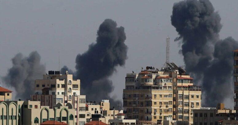 Combates dejan más de 80 muertos en la Franja de Gaza y 7 en Israel
