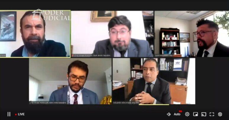 Tribunal accedió a petición de Hugo Gutiérrez y fijó nueva audiencia para agosto