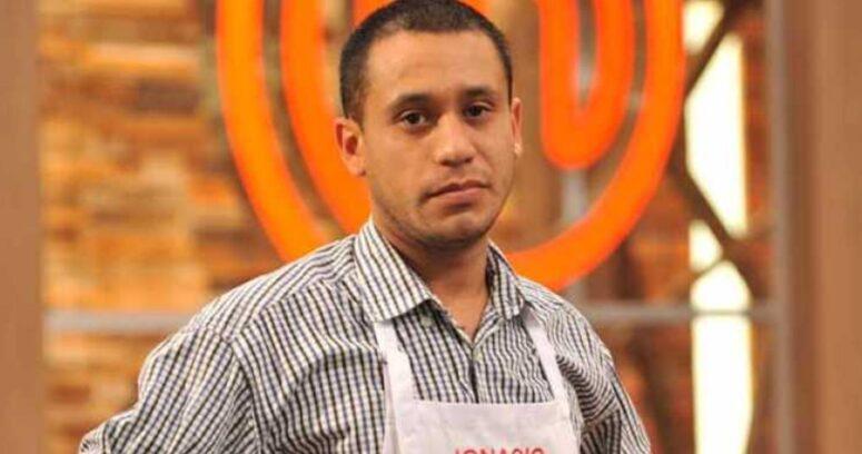 Ignacio Román revive la final de MasterChef que perdió y acusa que estaba arreglado