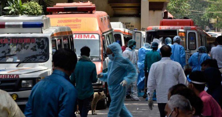 """""""India registró más de 400 mil nuevos casos de coronavirus y casi 4 mil muertes en 24 horas"""""""