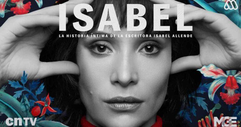 Mega revela fecha de estreno de serie sobre la vida de Isabel Allende