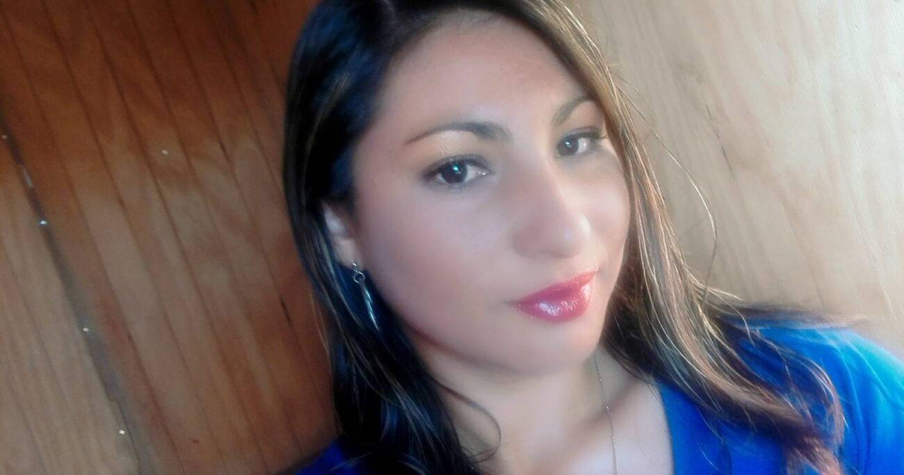 Johanna Hernández Vicuña cumple presidio perpetuo en el Centro Penitenciario Femenino de San Joaquín por el parricidio del profesor Nibaldo Villegas.