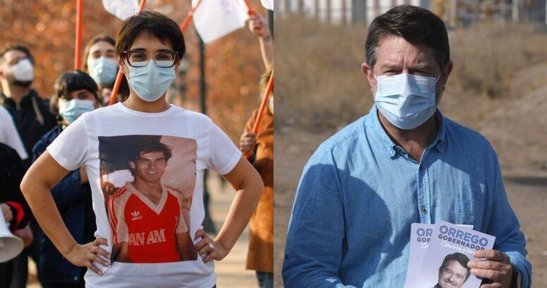 """""""Karina Oliva y Claudio Orrego lanzaron sus campañas para la segunda vuelta"""""""