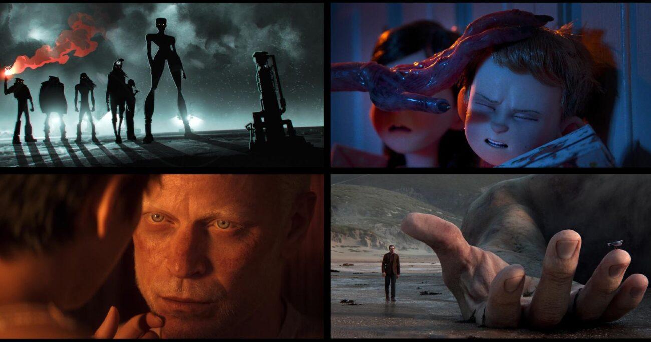 David Fincher es uno de los productores de esta serie animada. NETFLIX