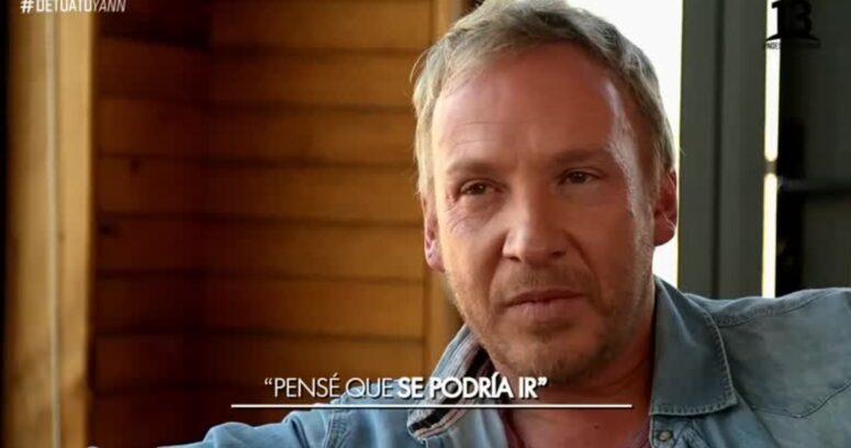 Martín Cárcamo reveló que su padre estuvo hospitalizado por COVID-19