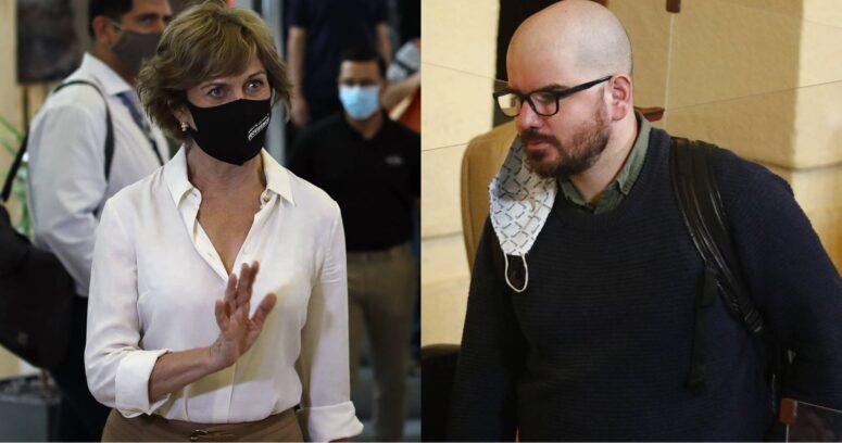 Evelyn Matthei dejó en evidencia mentira de Giorgio Jackson en redes sociales