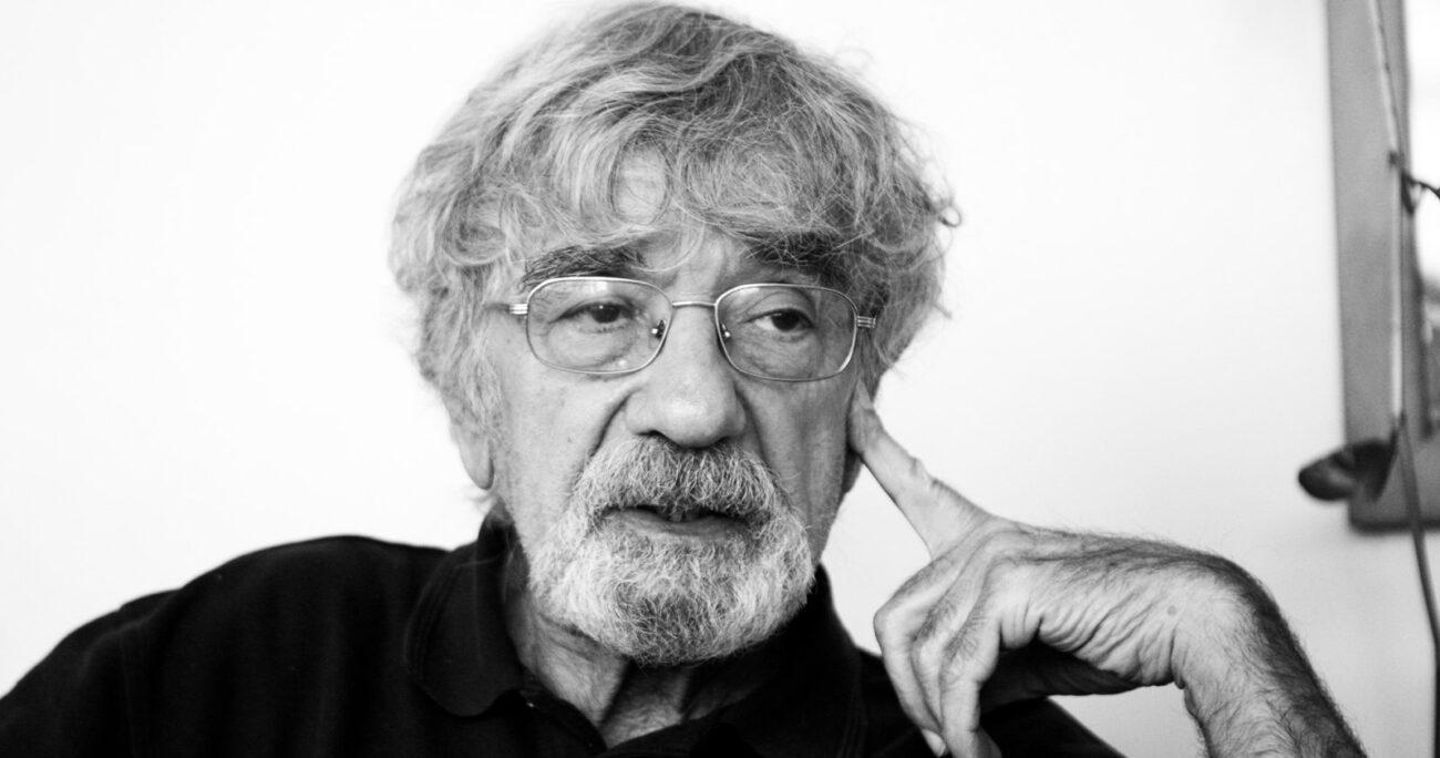 El biólogo, filósofo y escritor nacional falleció este 6 de mayo. U.DE CHILE/ARCHIVO