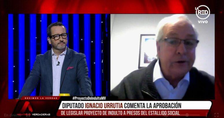 """""""El cruce tuitero de Eduardo Fuentes y Henry Boys tras entrevista con Ignacio Urrutia"""""""