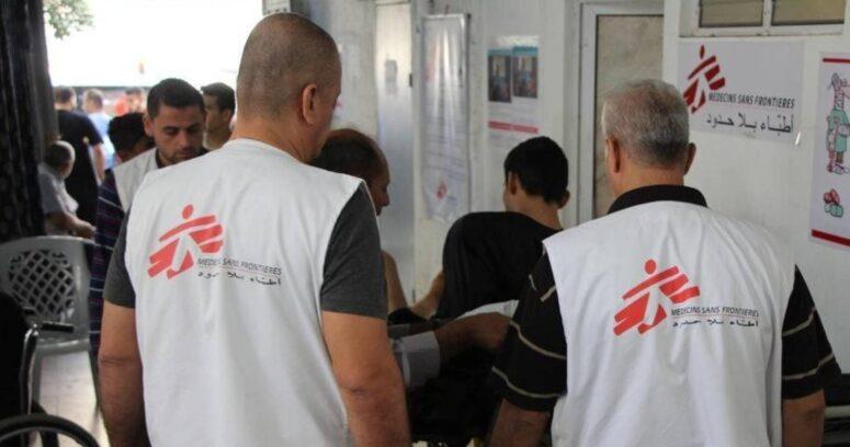 """Médicos Sin Fronteras afirma que bombardeos israelíes llevan a Gaza """"al borde de la catástrofe"""""""