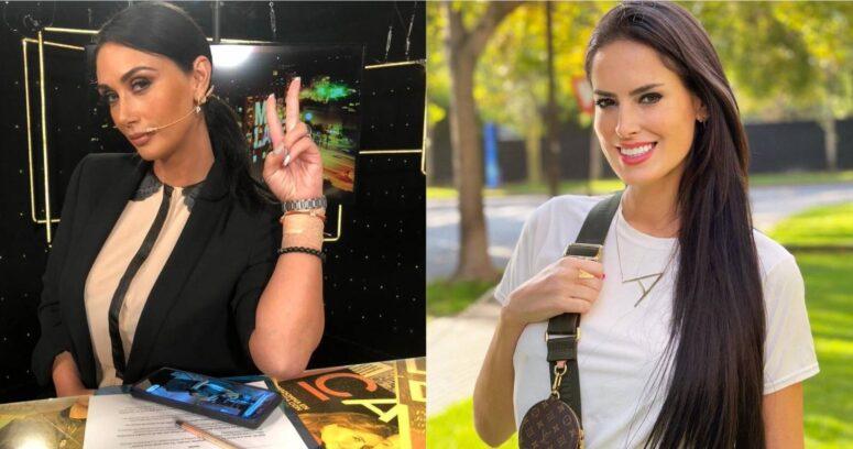 El duro ataque de Adriana Barrientos contra Pamela Díaz