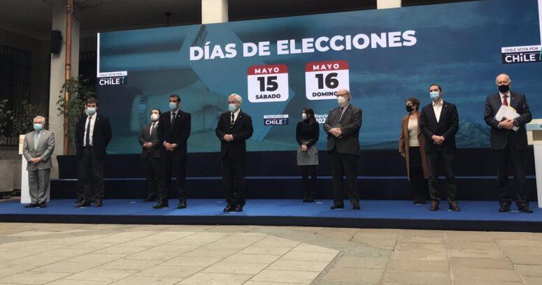 Toque de queda comenzará a las 2 de la madrugada tras elecciones del domingo 16 de mayo