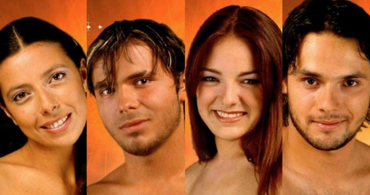 Aline Blanc, Álvaro Ballero, Catalina Bono y Óscar Garcés fueron los finalistas de Protagonista de la Fama. CANAL 13