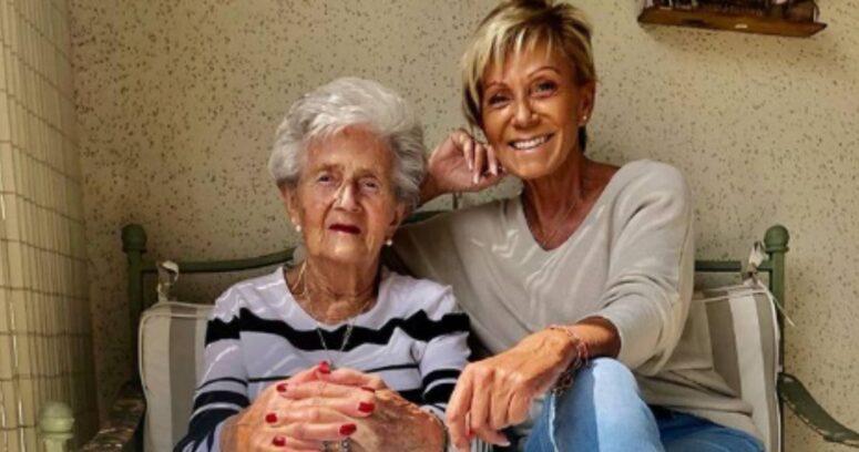 Duro golpe para Raquel Argandoña: falleció Eliana de la Fuente, su madre, a los 94 años