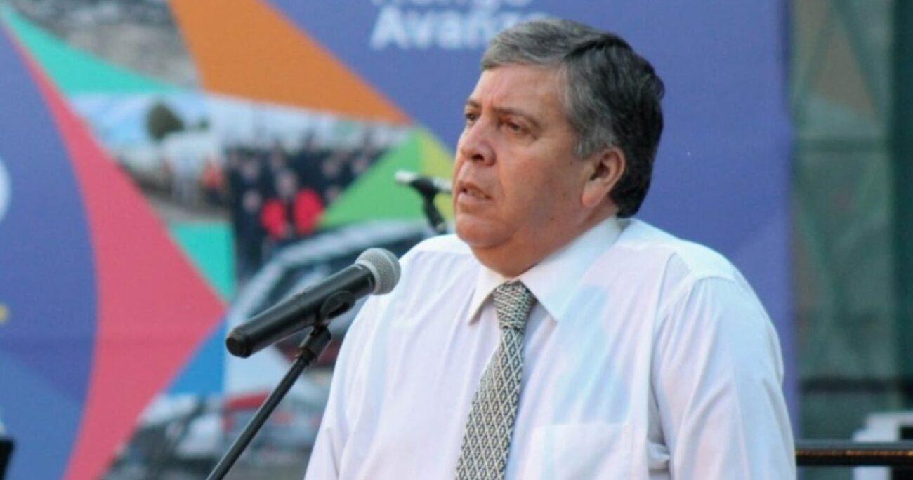 Soto está postulando a la reelección en su cargo. MUNICIPALIDAD DE RENGO/ARCHIVO