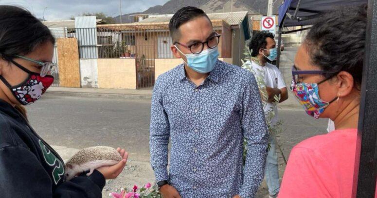"""""""Candidato a alcalde en Antofagasta busca terminar con legado de corrupción de Karen Rojo"""""""