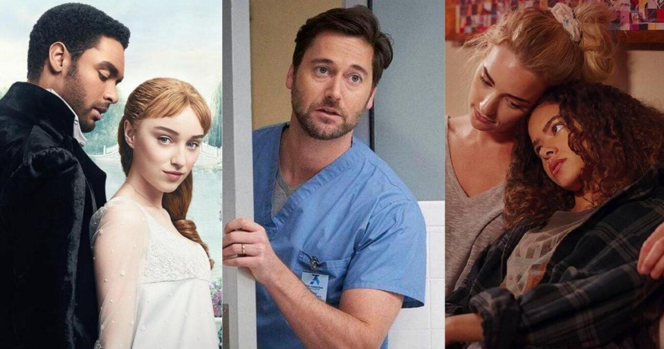 Bridgerton se lleva el primer lugar tras ser catalogada como la serie más vista en la historia de Netflix. NETFLIX/IMDB