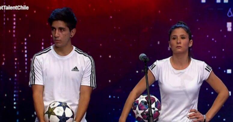 La inesperada respuesta de Luis Gnecco a concursante de Got Talent