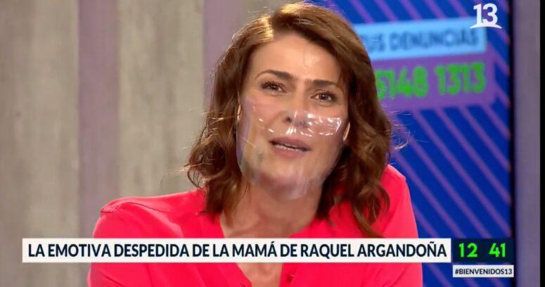 Tonka Tomicic reveló delicado estado de salud de su mamá tras leer mensaje de Raquel Argandoña
