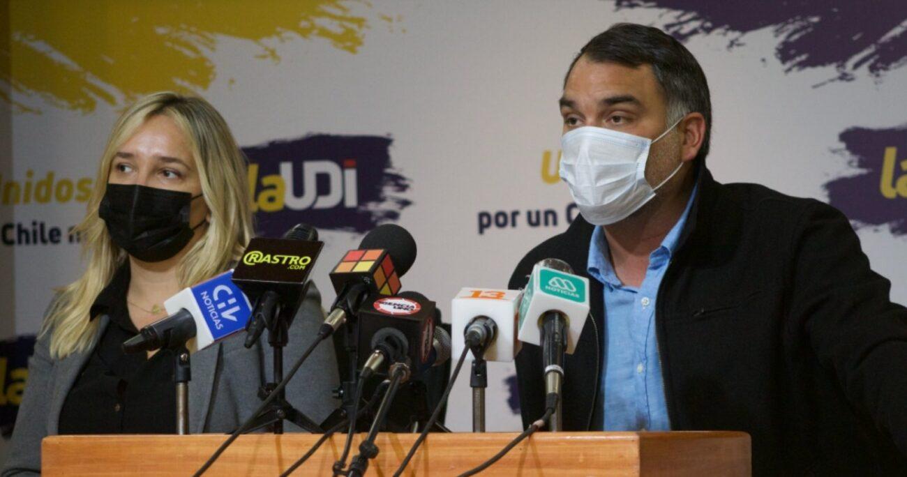 El Consejo General deI partido se hará el 17 de mayo. UDI