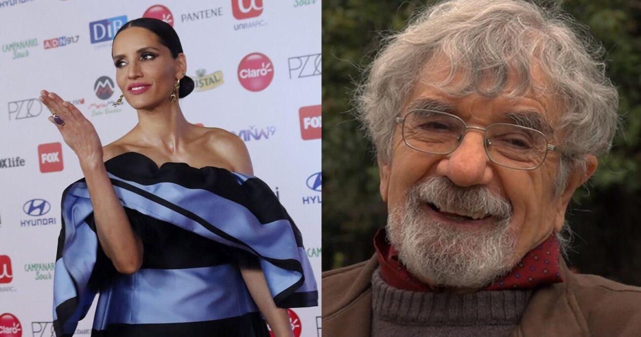 La actriz conoció al biólogo gracias al trabajo de su padre, Francisco Varela. AGENCIA UNO/ARCHIVO