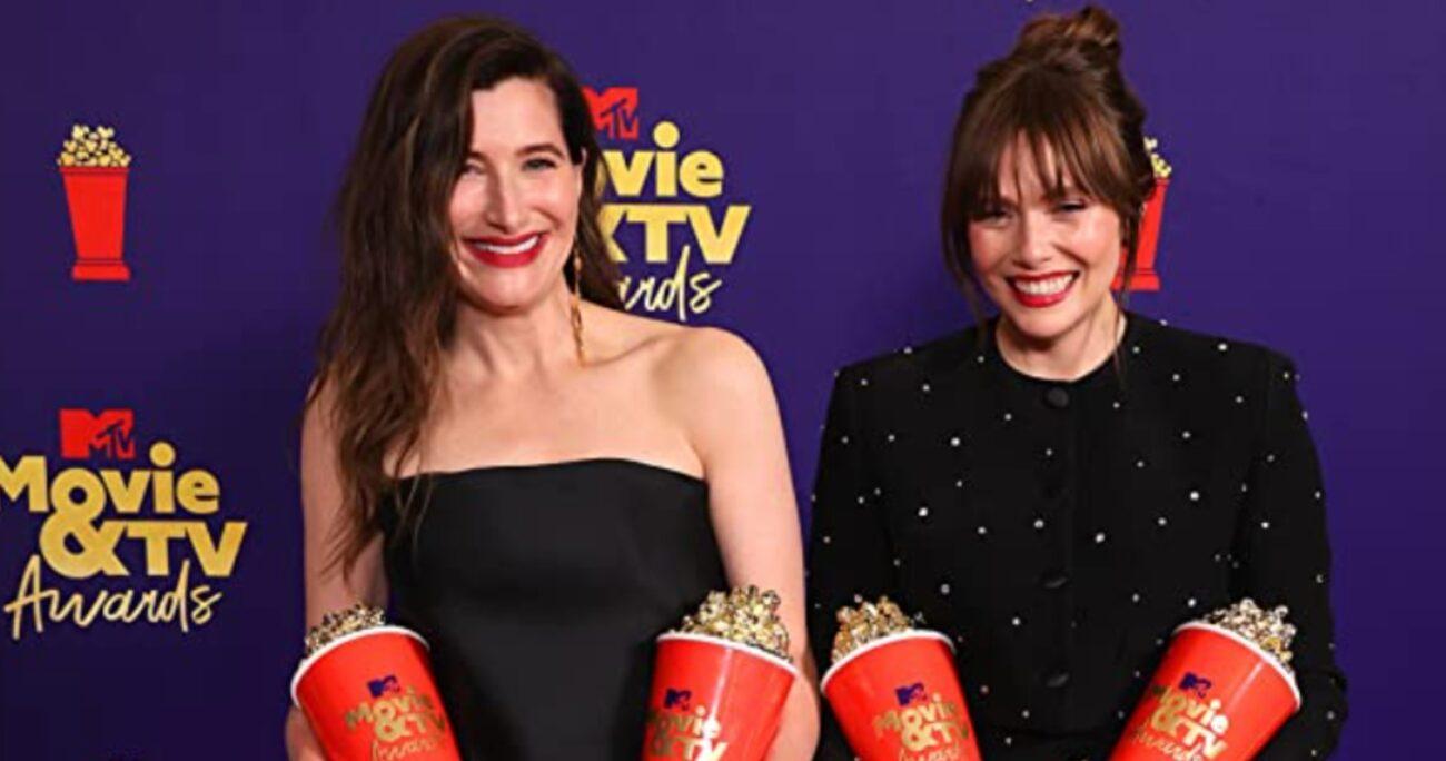 WandaVision fue una de las grandes ganadoras de la noche. IMDB