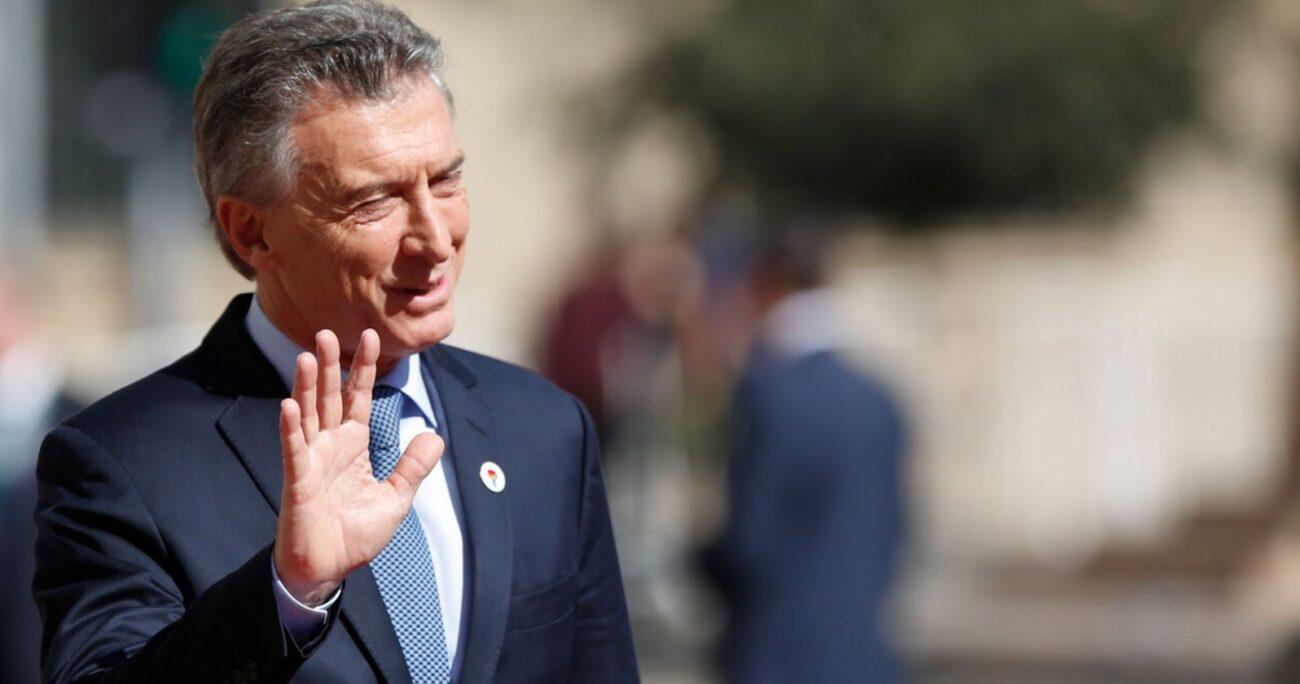 Macri fue presidente entre los años 2015 y 2019. ARCHIVO/AGENCIAUNO